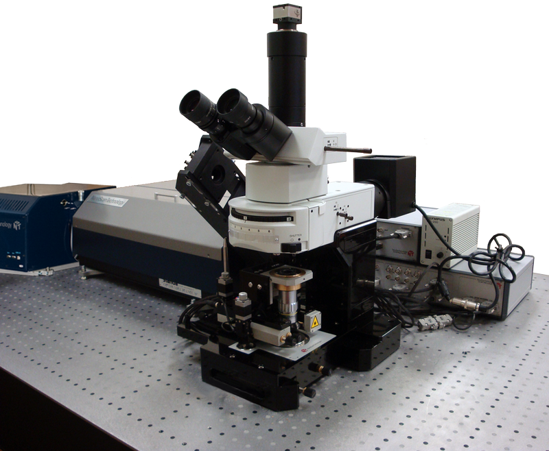 Centaur U - Scanning AFM/Confocal/Raman/Fluorescence system for Raman/Fluorescence and AFM/Raman (TERS) imaging